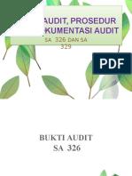 Bukti Audit, Prosedur, dan Dokumentasi Audit