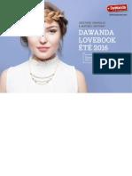 DaWanda Lovebook Ete 2016 - CADEAUX ORIGINAUX & INSPIRATIONS DIY