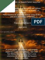 La Resurrección de Jesucristo