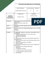 Contoh format KPS SPO Pemusnahan Berkas-File Karyawan