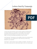Letters From Yamaraja