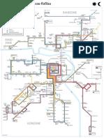 Liniennetzplan Für Dessau-Roßlau