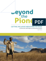 Beyond the Pioneer Report