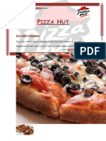 Pizza Hut Term Paper BBA