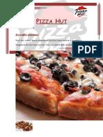 Pizza Hut Term Paper BBA
