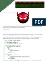 0xC Python Tutorial_ Python Malware