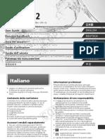 Canon WP-DC42 Manuale Uso Italiano