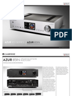 Azur 851n Product Brochure English 2 0