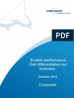 Enable Performance
