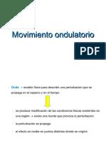 Tema 4 - Movimiento Ondulatorio
