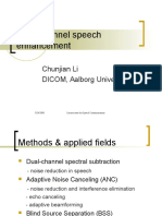 Multi-channel speech enhancement (1).ppt