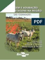 Calagem e Adubacao Para Pastagens Na Regiao Do Cerrado.unlocked