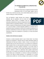 ANTONIO ARMESTO en defensa platónica de la arquitectura CORREGIDO