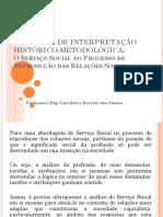 Iamamoto Cap i -o Serviço Social No Processo de Reprodução Das Relações Sociais