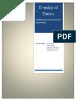 Density of States