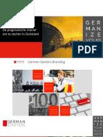 GermanStarters - Pragmatisch Starten en Groeien in Duitsland