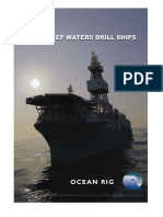 DrillShip Specfication IADC
