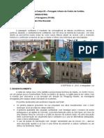 Relatório de Visita de Campo - Paisagem urbana de Curitiba