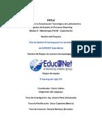 Educanet - Plan de Gestión Elearning para los docentes