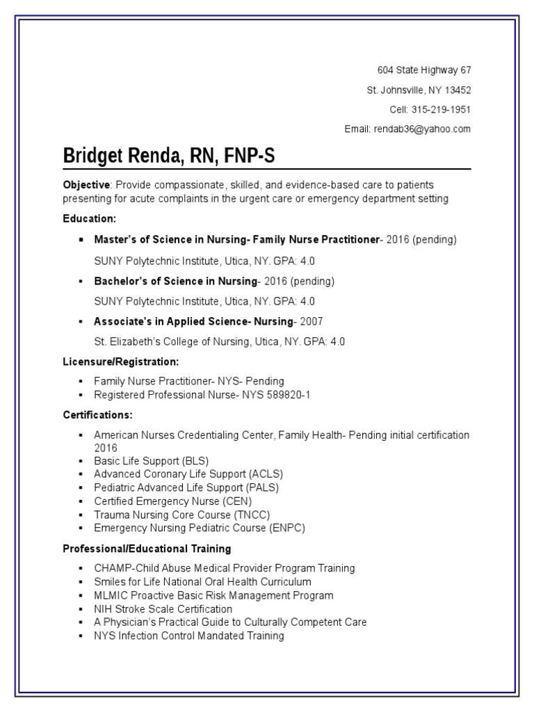 Perfecto Trauma Nurse Certification Festooning Certificado Actas