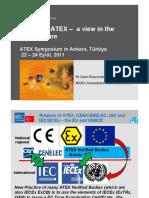Iecex vs Atex