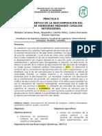 Informe 6 - Ing. Rxns Qcas UdeA