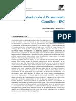 Programa IPC 1 2016