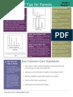 Eureka Math Grade 2 Module 7 Parent Tip Sheet