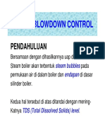 Boiler Blowdown Control