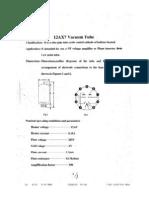 Electronics - Audio Tube - 12ax7