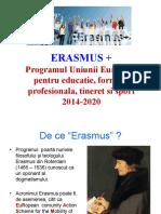 Ghid de mobilitate studenti Erasmus +