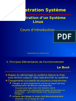 Cours Adm Systeme Linux