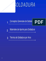 03 Proceso de Soladura Al Arco