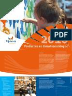 Producten- en dienstencatalogus Rijnbrink