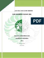 Kumpulan Soal UAS IBD 2014