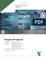 Sponsors Proposal