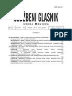 Broj 3 godina XII Mostar, 25.02.2016.godine hrvatski, bosanski i srpski jezik