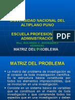 4maestria Proyecto Investig-matriz Del Problema