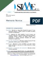 Memoria Descriptiva Calefactor 02TB5.00 4806