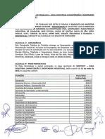 Convenção Coletiva SINDTICCC - Área Industrial 2015