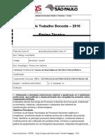 FELIPE PTD TPI 2 TECNOLOGIA PROCESSOS INDUSTRIAIS  2016.doc