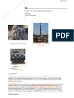 Offshore_ Onshore Project Consumables
