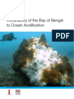 Vulnerability of the Bay of Bengal to Ocean Acidification