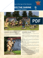 RONIN Seize the Shrine