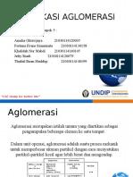 Klasifikasi Aglomerasi