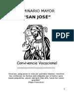 folleto para ordenación