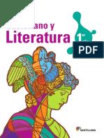 Castellano y Literatura 1