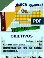 Tabla Peric3b3dica