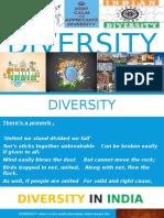 Diversity(5)