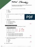 Chemical Bonding Worksheet Ans2